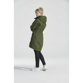Didriksons 1913 Thelma Jacket Women olive